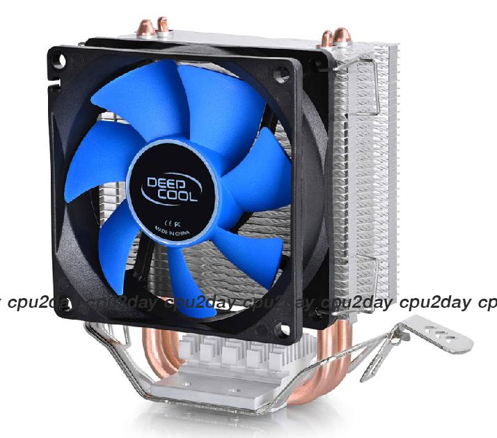 พัดลมระบายความร้อน (cooling Fans) ท่อทองแดง Deep Cool รุ่น X1 (พัดลม 1 ตัว All In One).