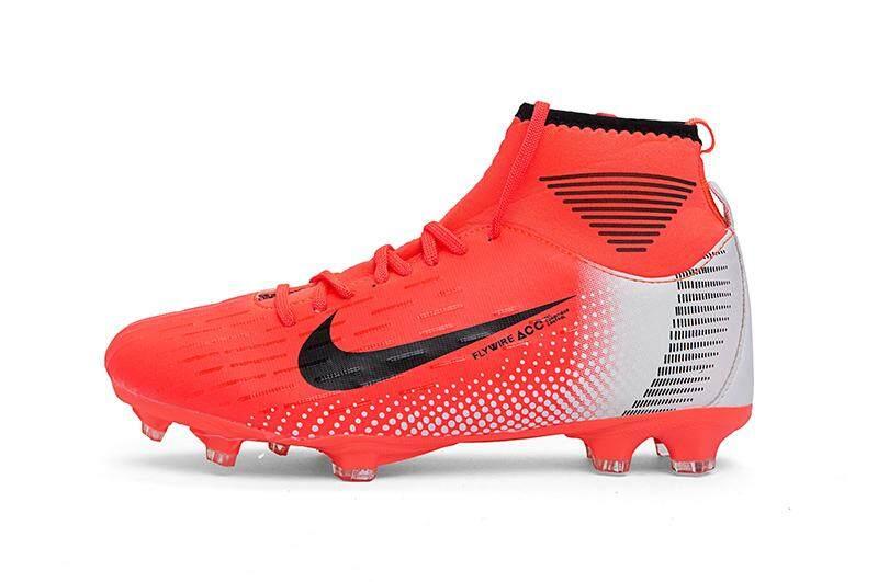 (ขนาด 40-45)Nike_รองเท้าฟุตบอลกลางแจ้งผู้ใหญ่TF/AG shoes แปล ว่า สบายมืออาชีพรองเท้าสตั๊ดหญ้าเทียมฟุตบอลรองเท้ากีฬารองเท้าสำหรับผู้