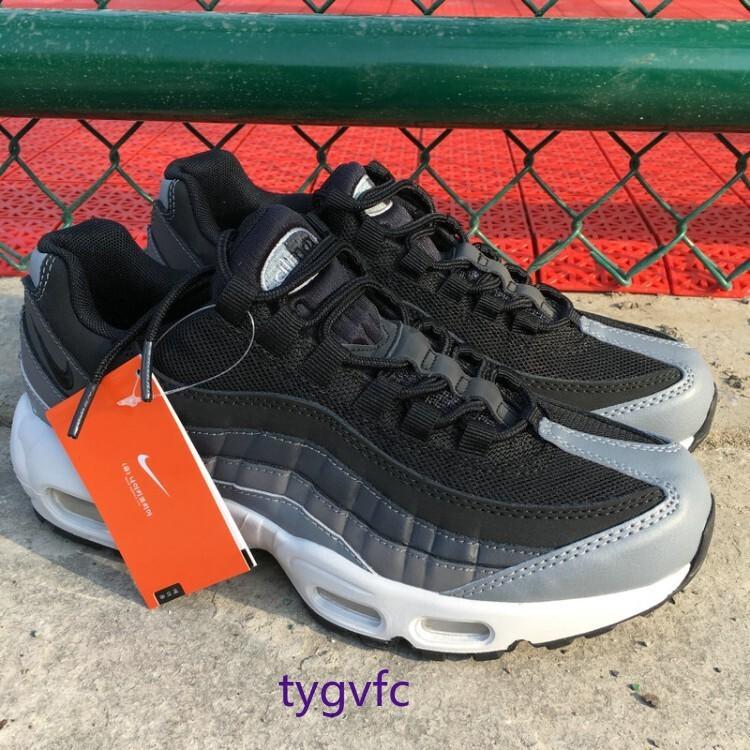 Db Nike Air Max 95 รองเท้าผ้าใบชายสีดําtygvfc.