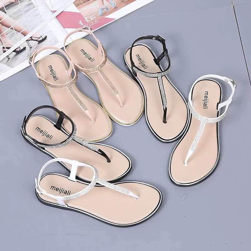 รองเท้า แตะรัดส้น By Flamingoshoe By Baby Japan Shopping Store.