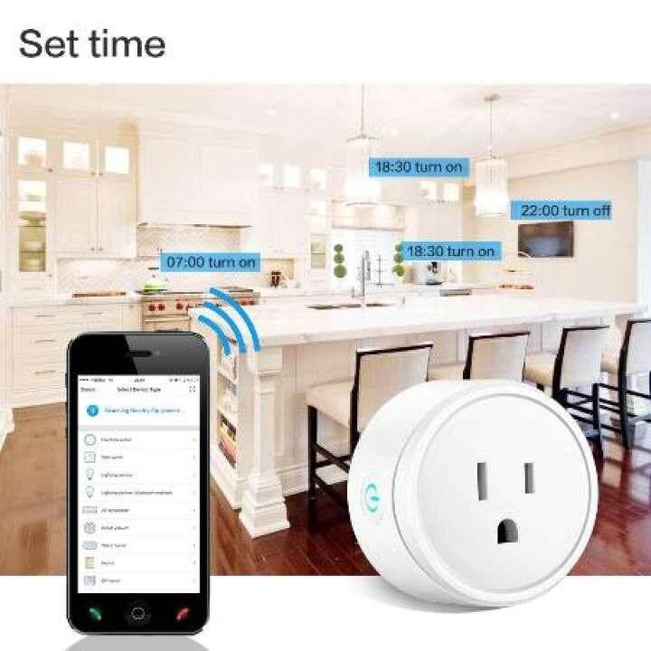 Wifi Smart Socket Mini Plug ปลั๊กไร้สาย หัวปลั๊กไฟ ปลั๊กไฟสามขา หัวปลั๊กไร้สาย ปลั๊กไฟสั่งการด้วยโทรศัพท์ ปลั๊กไฟ ปลั๊กไฟต่อพ่วง ปลั๊กไฟusb ปลั๊กไฟบ้าน ปลั๊กไฟไร้สาย ปลั๊กไวไฟ ปลั๊กไม่ใช้ไฟฟ้า  ควบคุม สั่งงานได้จากต่างพื้นที่ผ่านสัญญาณwifi.