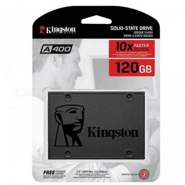 Kingston A400 120gb Ssd  (sa400s37/120g) (pansonics).