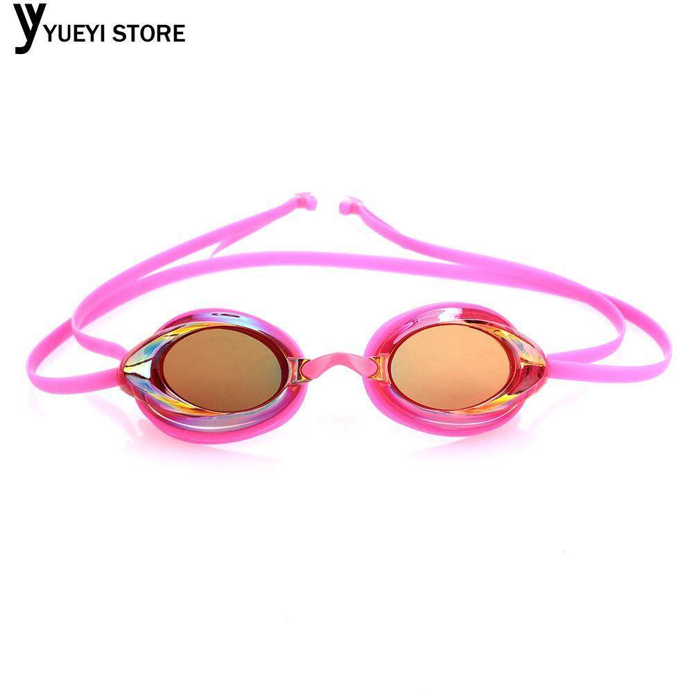 Pc Durable Practical Swimming Mirror Swimming Goggles Goggles 3color Adult Anti UV Diving Anti Fog