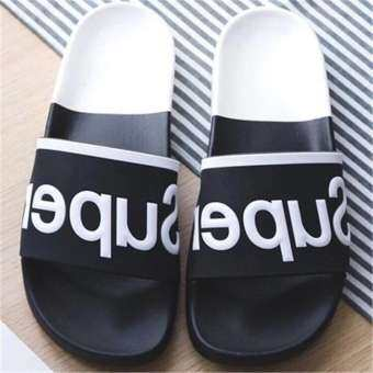 แบรนด์แฟชั่นsuper รองเท้าแตะ เบา ใส่สบาย รองเท้าแตะแฟชั่น รองเท้าแตะนักเรียน คู่รัก
