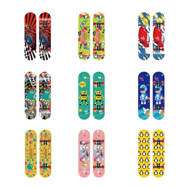 Giá bán Ván trượt giá rẻ Ivvy Skateboard 4 bánh 60cm .Ván trượt trẻ em, ván trượt thời trang cho người mới tập chơi, tập chơi, thích hợp cho bé từ 3 tuổi trở lên.