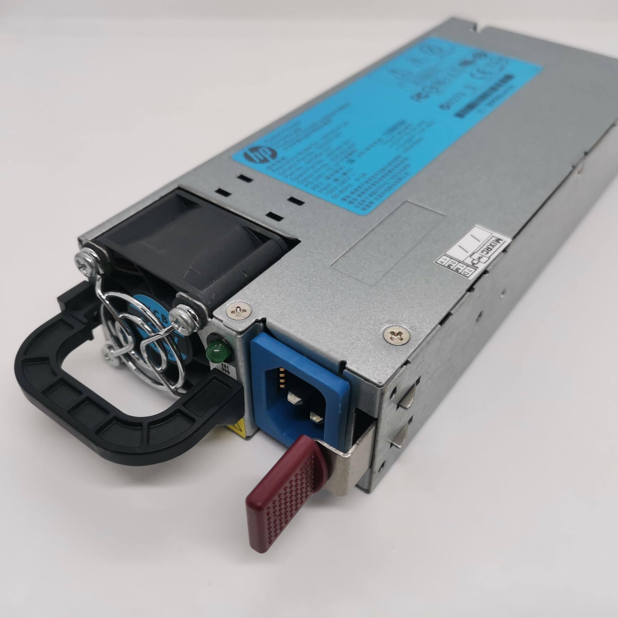 Psu Server 460w Hp Power Supply หม้อแปลง 12v แปลงแล้วเสียบปลั้กจ่ายไฟ 12v ได้เลย.