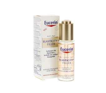 ลดล้างสต็อก!! Eucerin ELASTIC FILLER SERUM IN OIL 30ml ของแท้ 100% บำรุงผิว ยกกระชับ 5 จุด หย่อนคล้อย (กล่องบุบเล็กน้อย)