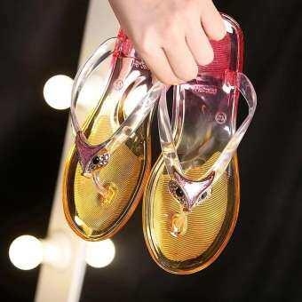 รองเท้าแตะหญิงรองเท้าแฟชั่น ลายสุนัขจิ้งจอก น่ารักได้ลุคคูล  size 36-40(แนะนำให้ซื้อเพิ่ม1-2เบอร์)