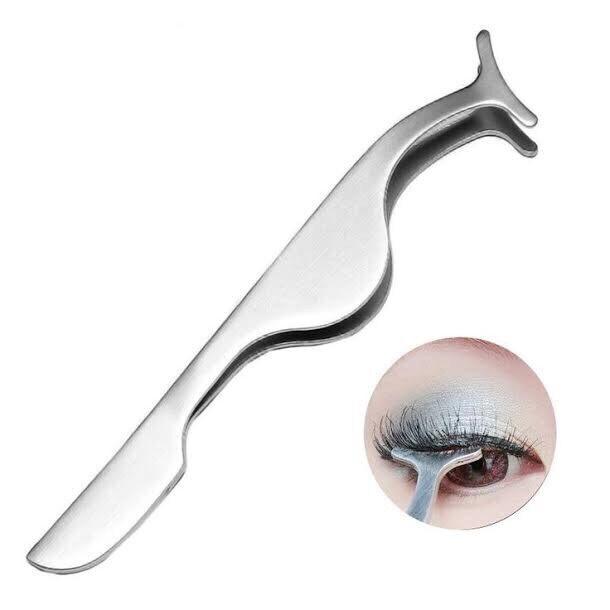 แหนบติดขนตาปลอม (สีเงิน) Silver Fashion Eyelashes ให้การติดขนตาปลอมเป็นเรื่องที่ง่ายสำหรับสาวๆทุกคนค่ะ.