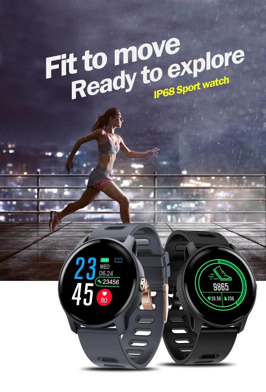 !! มาใหม่ + Senbono S08 Smart Watch ใหม่ล่าสุดปี 2019 !! ตอบโจทย์สำหรับคนรักสุขภาพ ฟังก์ชั่นครบ อึด,ทน,เบา เทียบเท่ากับ รุ่นแพงๆได้เลย ในราคาสบายกระเป๋า  แอฟรองรับภาษาไทยแล้ว สายรัดข้อมือเพื่อสุขภาพ นาฬิกาวัดหัวใจ นาฬิกาสมาทวอช นาฬิกาวัดชีพจร นาฬิกาวิ่ง.