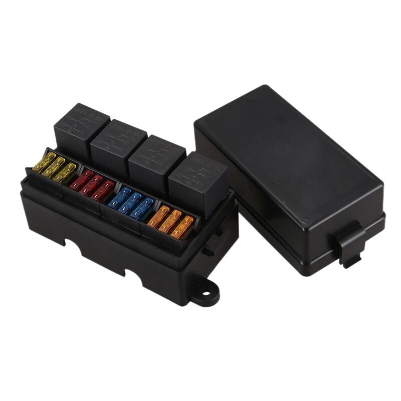 7 total mini Fuse 10 amp Automotive Micro Fuse