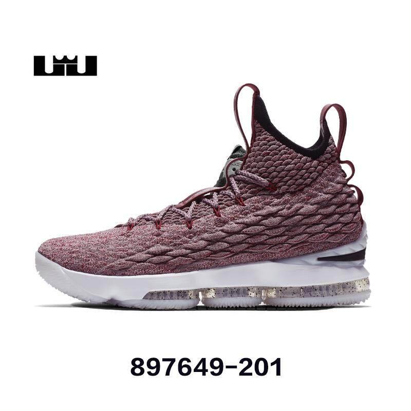 e5640270b43a2 NIKE_LEBRON_15_LBJ_15_James Men combat cushioning basketball shoes