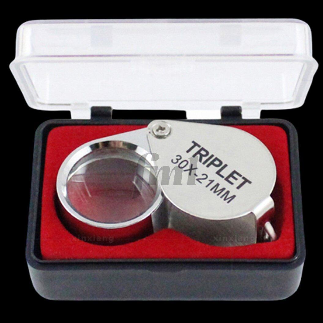 ??พร้อมส่งจากไทย?? กล้องส่องพระ แว่นขยายส่องพระ กำลังขยาย 30 เท่า.
