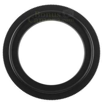แหวนกลับเลนส์ถ่ายมาโคร ขนาด 58 มม  สำหรับกล้องนิคอน  D500,D600,D610,D700,D750,D800,D810,D850,D7100,D7200,D7500,D5200,D5300,D5500,D5600,D3200,D3300,D340