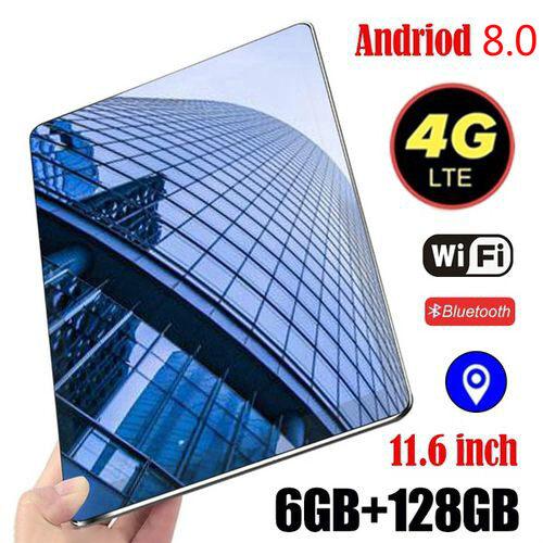 แท็บเล็ตพีซีหน่วยความจำของร่างกาย 6gb + 128g แท็บเล็ต Android แท็บเล็ต 11.6 นิ้วแท็บเล็ตและไอแพดพีซีพกพา Ipad Mini Pc.