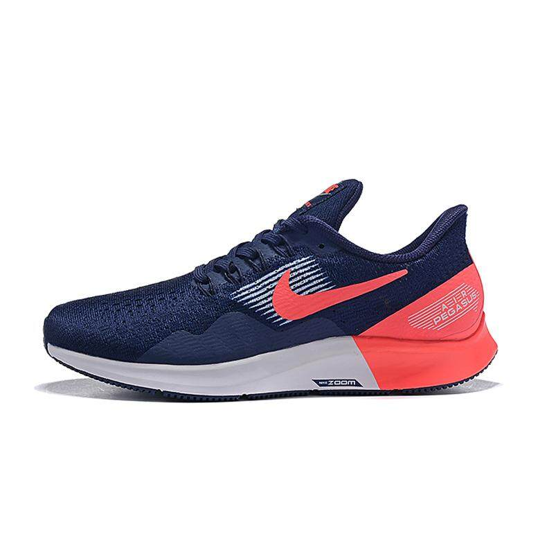 Nike_ Zoom Pegasus 35 Turbo Mens Running Shoes Breathable Stability Support Sports Sneakers For Men Shoes