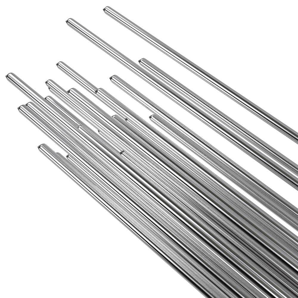 Easy Melt Welding Rods Low Temperature Aluminum Wire Brazing 10pcs 1.6mm//2.00mm