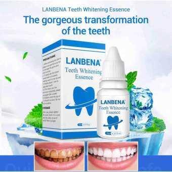 ยาฟอกฟันขาวฟอกฟันขาว แก้ฟันเหลือง lanbena