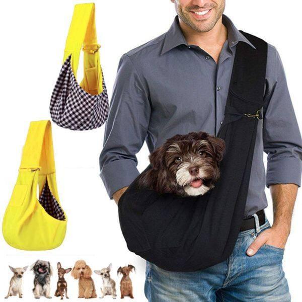 ARUTU Cầm tay Túi mềm Thiết kế Tote Thoáng khí Có thể đảo ngược Túi vận chuyển vật nuôi Balo thú cưng Cung cấp vật nuôi Túi thú cưng