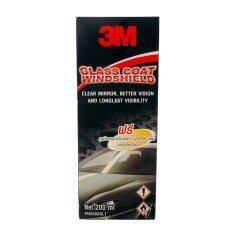 โปรโมชั่น 3M Glass Coat Windshield Pn 08889Lt 200 Ml ถูก