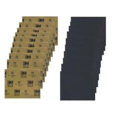 ราคา 3M กระดาษทรายน้ำ 9 X11 เบอร์ 800 20 แผ่น 3M 101Q 3M Wetordry Sandpaper ใหม่ล่าสุด