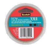 3M Scotch® Foil Tape เทปอลูมิเนียมสำหรับงานทั่วไป หน้ากว้าง 2 นิ้ว เป็นต้นฉบับ