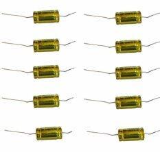 ขาย ตัวป้องกันลำโพงเสียงแหลม คอนเดนเซอร์ 4 7 Mf 50V แพ็ค10ตัว Nke