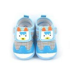 ซื้อ รองเท้าหัดเดิน พื้นกันลื่น สำหรับเด็ก 12 เดือน Size 11 12 ถูก อ่างทอง
