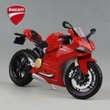 ขาย โมเดลรถจักรยานยนต์ Ducati 1199 Panigale Diecast 1 12 M A K ออนไลน์