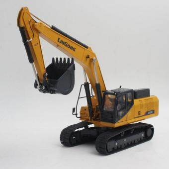 1:35 Original LiuGong CLG950 Excavator Engineering Machinery Crawler Diecast Model Collection - intl