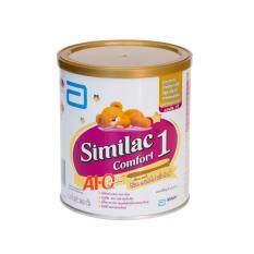 ราคา ซิมิแลค คอมฟอร์ท1 เอไอคิว พลัส 360 กรัม Similac Comfort 1 360 G ใน กรุงเทพมหานคร