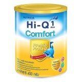 ราคา ขายยกลัง นมผง Hi Q Comfort ไฮคิว 1 พลัส คอมฟอร์ท พรีไบโอโพรเทก 400 กรัม 6 กระป๋อง นมสูตรเฉพาะ ช่วงวัยที่ 3 Hi Q ออนไลน์