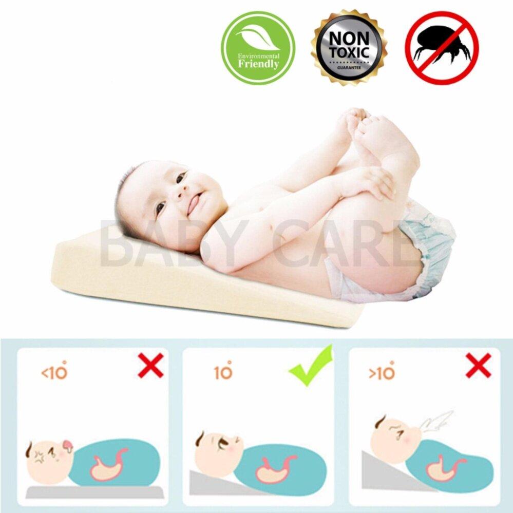 ซื้อที่ไหน หมอนสุขภาพทารก หมอนป้องกันกรดไหลย้อน หมอนกันแหวะนม หมอนหนุนหัวสูง หมอนทารก หมอนเด็ก หมอน หมอน 10 องศา