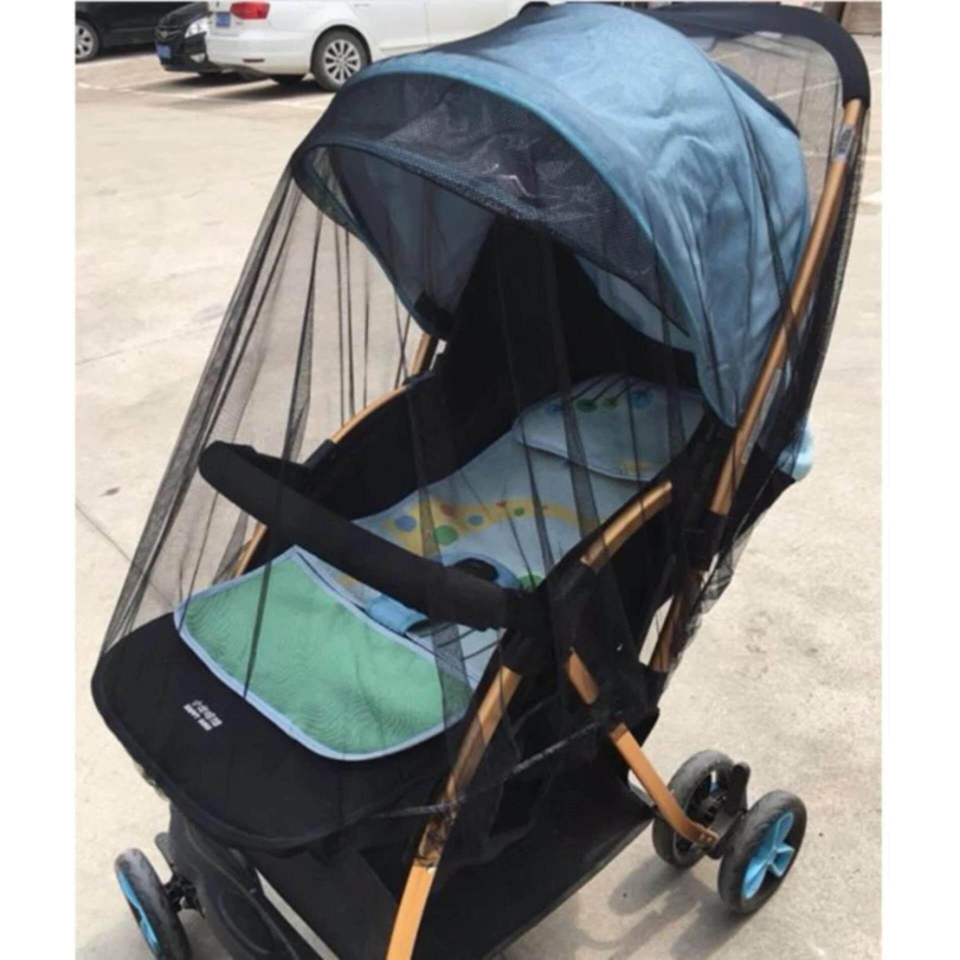 ซื้อที่ไหน มุ้งครอบรถเข็นเด็ก กันยุง ปลอดภัย จากยุง 100 เปอร์เซนต์
