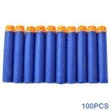 ทบทวน 100Pcs Foam Hollow Blue Bullets For Nerf N Strike 7 2Cm Toy Kids Blaster