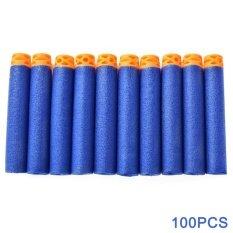 ขาย 100Pcs Foam Hollow Blue Bullets For Nerf N Strike 7 2Cm Toy Kids Blaster Unbranded Generic เป็นต้นฉบับ
