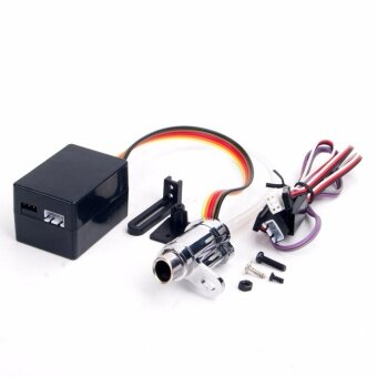1/10 RC Car Spare Upgrade Parts Electronic Simulation Smoking Exhaust Pipe - intl