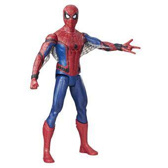 ฟิกเกอร์ สไปเดอร์แมน - ขนาด 12 นิ้ว มีเสียงในตัว - MARVEL SPIDER MAN HOMECOMING 12\ - EYE FX ELECTRONIC SPIDER-MAN (TRU-17342)
