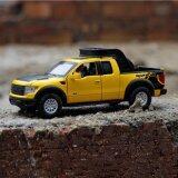ทบทวน 1 32 Scale Ford F150 Truck Die Cast Model Car With Light Sound Door Opening Intl