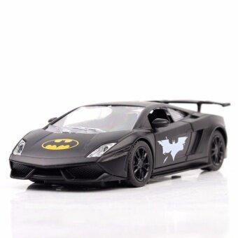 1:36 Batman Gallardo กีฬารถโมเดล Diecast จำลองรถ