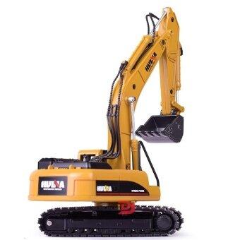 1:50 รุ่นการก่อสร้าง Vehicl Crawler รถขุดรถ วิศวกรรมยานพาหนะ