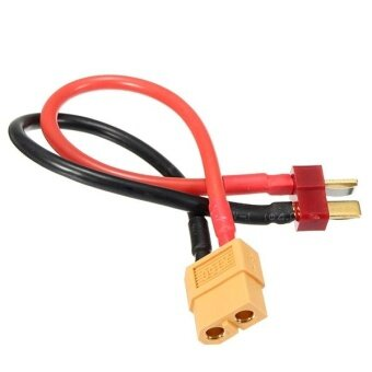 150mm XT60 female to T plug male Power cable - intl