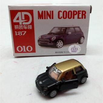 โมเดลรถจิ๋ว ขนาด 1/72 รุ่น BWM: MINI COOPER