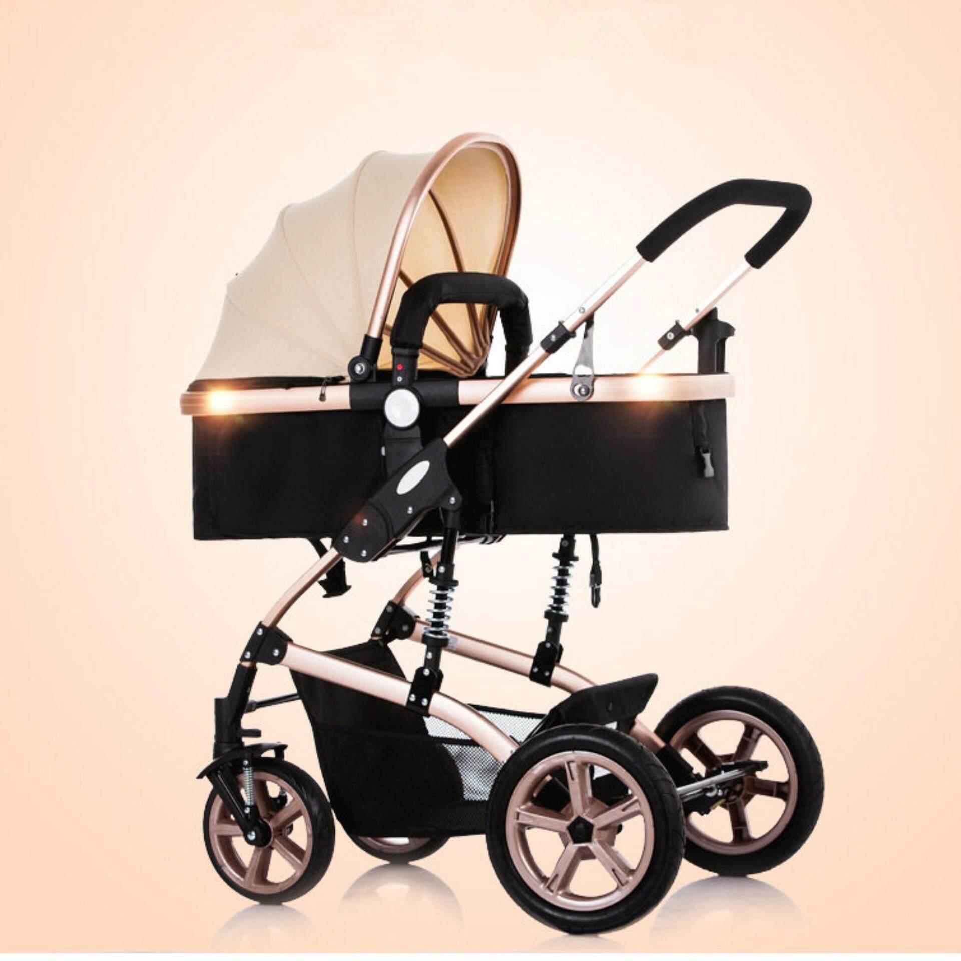ลดราคาต่ำสุดฉลองยอดขาย HAPPY BABY KIDS รถเข็นเด็กสามล้อ HAPPY BABY KIDS รถเข็นเด็ก 5ล้อ Series ใหม่ ล็อกล้อ ได้ Baby Love เบาะนิ่ม PUล้อใหญ่ รับน้ำหนักได้70kg ดีจริง ๆ