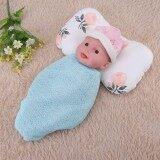 ราคา 1 ชิ้นทารกแรกเกิดทารกแรกเกิดการถ่ายภาพเด็กภาพถ่าย Props เส้นด้ายอ่อนนุ่ม Swaddle ผ้าห่มร้อน นานาชาติ ใหม่ ถูก