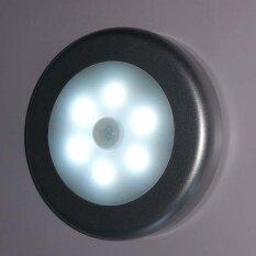 ขาย 2017 Wireless Motion Sensor Led Night Lights Infrared Induction Human Body Lamp Intl เป็นต้นฉบับ