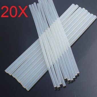 20X 11x250mm Transparent hot melt glue stick tape - intl
