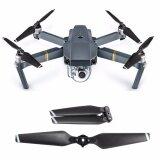 ขาย 2Pcs 8330F Quick Release Folding Propeller Prop Cw Ccw For Dji Mavic Pro Drone Intl ราคาถูกที่สุด