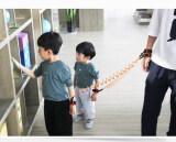 ราคา 2Pcs Haotom Child Anti Lost Band Baby Safety Harness Anti Lost Strap Wrist Leash Walking Hand Belt ที่สุด