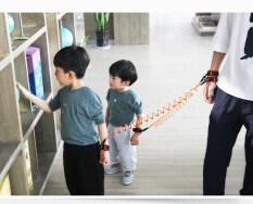 โปรโมชั่น 2Pcs Haotom Child Anti Lost Band Baby Safety Harness Anti Lost Strap Wrist Leash Walking Hand Belt Haotom ใหม่ล่าสุด